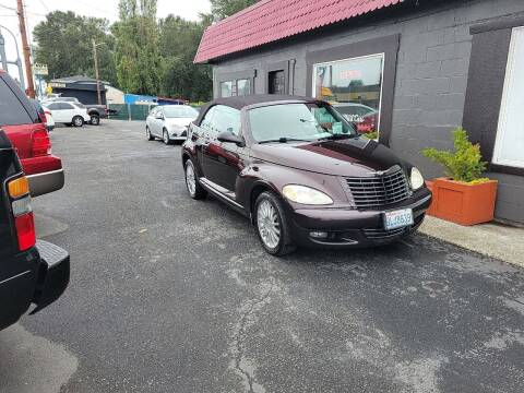 2005 Chrysler PT Cruiser for sale at Bonney Lake Used Cars in Puyallup WA