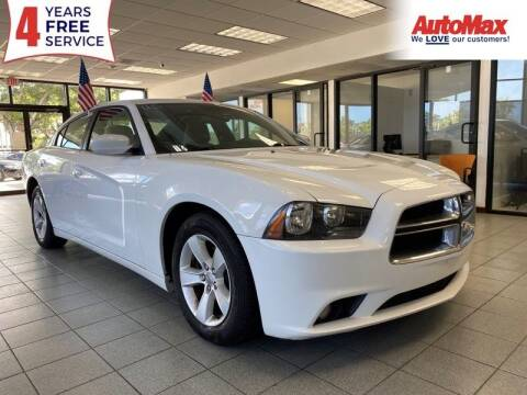 2012 Dodge Charger for sale at Auto Max in Hollywood FL