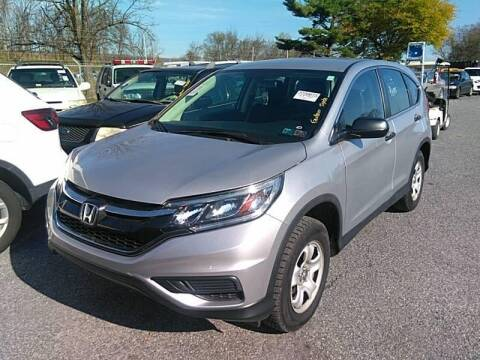 2016 Honda CR-V for sale at FLORIDA CAR TRADE LLC in Davie FL