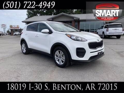 2019 Kia Sportage for sale at Smart Auto Sales of Benton in Benton AR