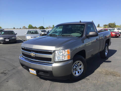 2008 Chevrolet Silverado 1500 for sale at My Three Sons Auto Sales in Sacramento CA