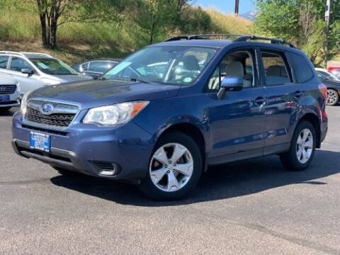 2014 Subaru Forester for sale at Lakeside Auto Brokers in Colorado Springs CO