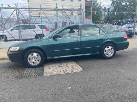 2002 Honda Accord for sale at G1 AUTO SALES II in Elizabeth NJ