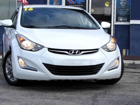 2016 Hyundai Elantra for sale at Orlando Auto Connect in Orlando FL