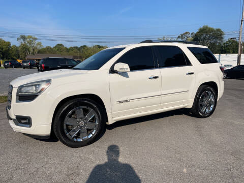 2013 GMC Acadia for sale at Adairsville Auto Mart in Plainville GA