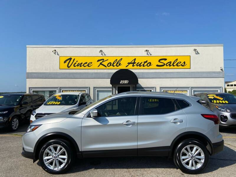 2019 Nissan Rogue Sport for sale at Vince Kolb Auto Sales in Lake Ozark MO