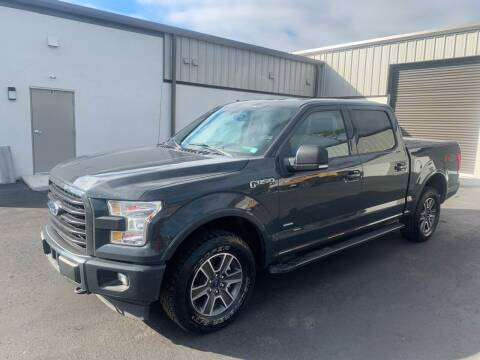 2017 Ford F-150 for sale at Bay City Autosales in Tampa FL