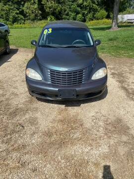 2003 Chrysler PT Cruiser for sale at Hillside Motor Sales in Coldwater MI