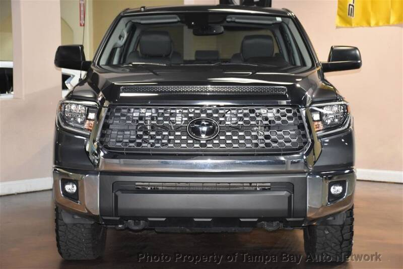 2018 Toyota Tundra for sale at Tampa Bay AutoNetwork in Tampa FL