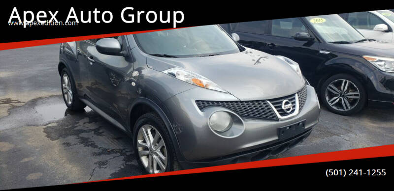 2013 Nissan JUKE for sale at Apex Auto Group in Cabot AR