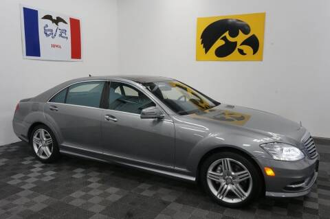 2013 Mercedes-Benz S-Class for sale at Carousel Auto Group in Iowa City IA