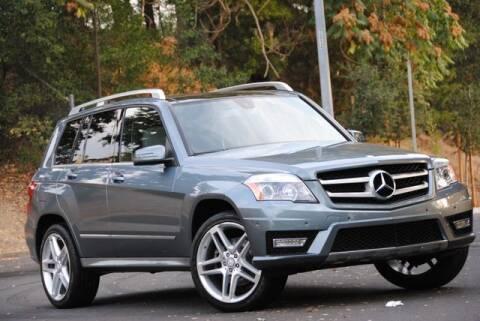 2012 Mercedes-Benz GLK for sale at VSTAR in Walnut Creek CA