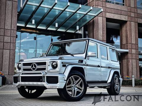 2005 Mercedes-Benz G-Class for sale at FALCON MOTOR GROUP in Orlando FL