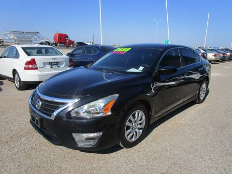 2014 Nissan Altima for sale at Cars 4 Cash in Corpus Christi TX
