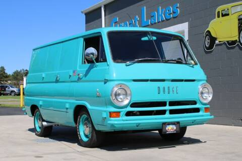 1969 Dodge A-100 for sale at Great Lakes Classic Cars & Detail Shop in Hilton NY