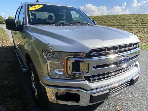 2019 Ford F-150 for sale at Mr. Car City in Brentwood MD