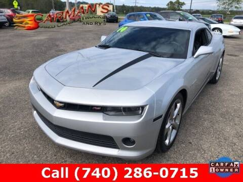 2014 Chevrolet Camaro for sale at Carmans Used Cars & Trucks in Jackson OH