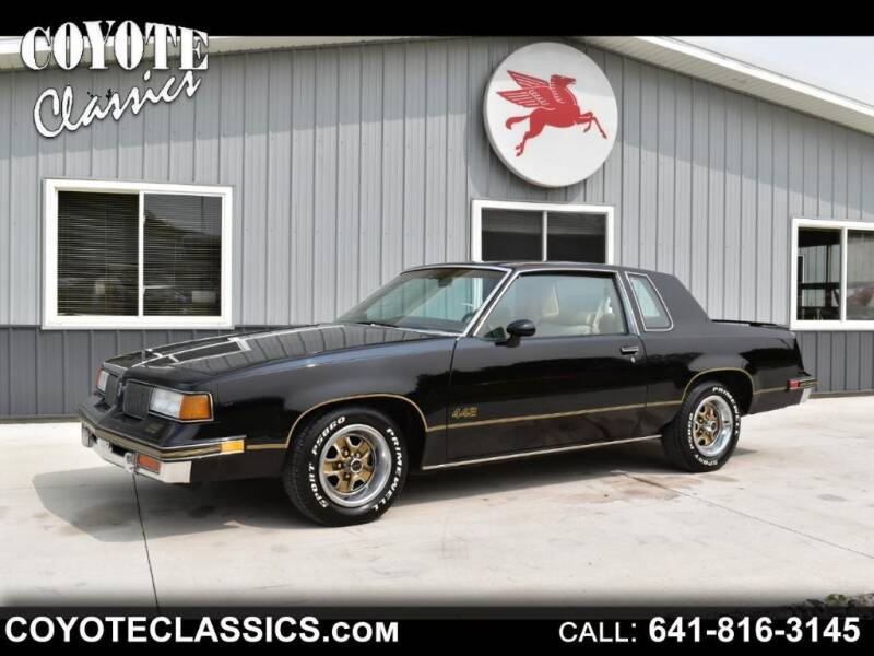 used 1987 oldsmobile cutlass for sale carsforsale com used 1987 oldsmobile cutlass for sale