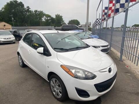 2012 Mazda MAZDA2 for sale at Car Depot in Detroit MI