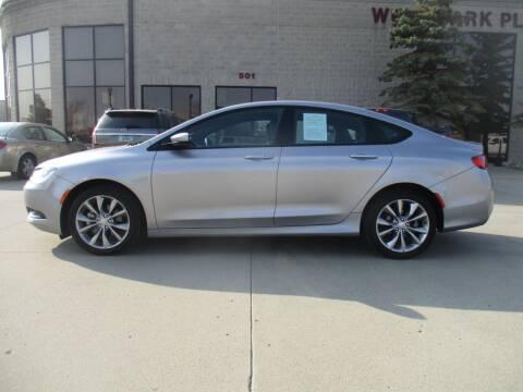 2015 Chrysler 200 for sale at Elite Motors in Fargo ND