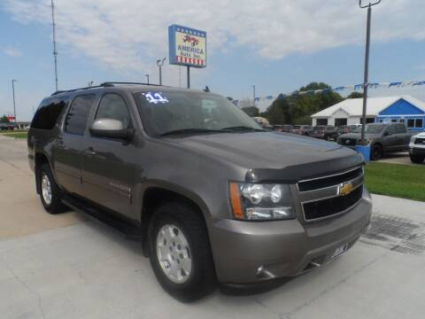 2011 Chevrolet Suburban for sale at America Auto Inc in South Sioux City NE