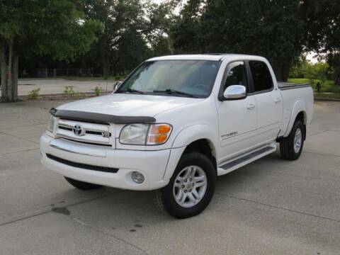 2004 Toyota Tundra for sale at Caspian Cars in Sanford FL