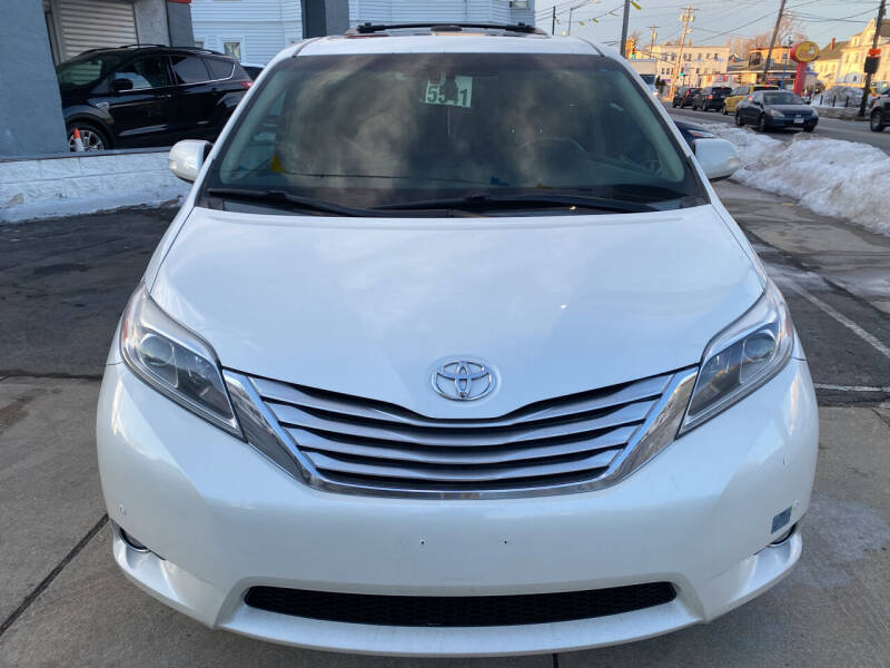 2015 Toyota Sienna for sale at Choice Motor Group in Lawrence MA