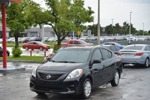 2014 Nissan Versa for sale at Motor Car Concepts II - Colonial Location in Orlando FL