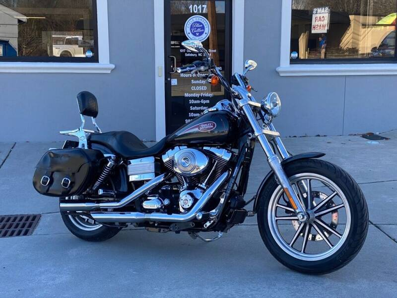 2006 Harley-Davidson FXDLI Dyna Low Rider for sale at Blue Collar Cycle Company in Salisbury NC