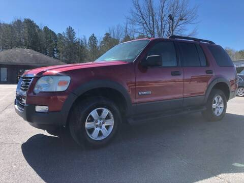 2006 Ford Explorer for sale at GTO United Auto Sales LLC in Lawrenceville GA