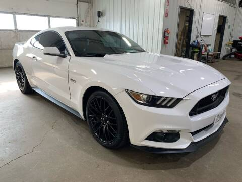 2017 Ford Mustang for sale at Premier Auto in Sioux Falls SD