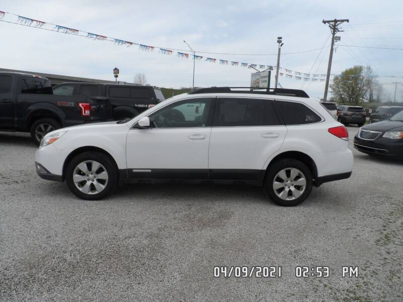 2010 Subaru Outback for sale at Town and Country Motors in Warsaw MO