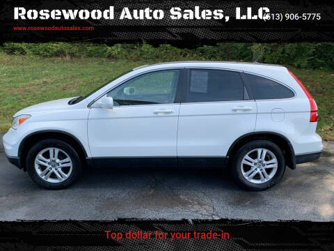 2011 Honda CR-V for sale at Rosewood Auto Sales, LLC in Hamilton OH