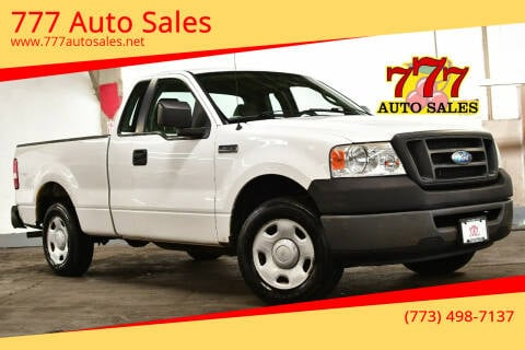 2008 Ford F-150 for sale at 777 Auto Sales in Bedford Park IL