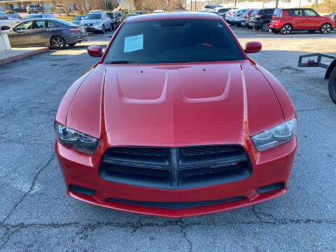 2013 Dodge Charger for sale at J Franklin Auto Sales in Macon GA