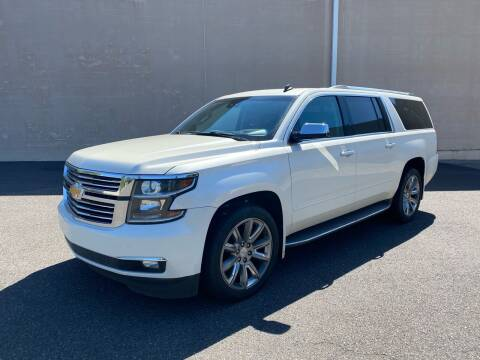 2015 Chevrolet Suburban for sale at ELITE MOTORWORKS in Portland OR