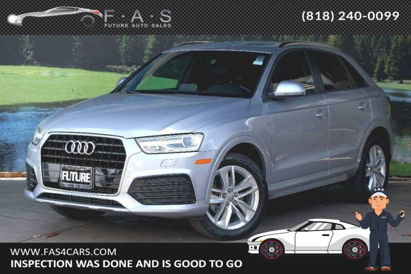 2018 Audi Q3 for sale at Best Car Buy in Glendale CA