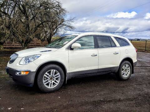 2008 Buick Enclave for sale at M AND S CAR SALES LLC in Independence OR