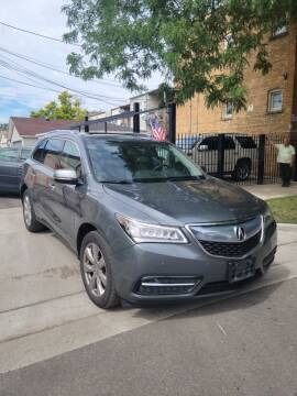 2014 Acura MDX for sale at MACK'S MOTOR SALES in Chicago IL