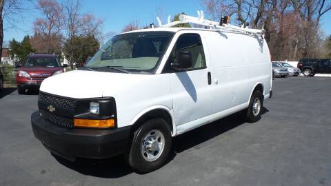 2011 Chevrolet Express Cargo for sale at JBR Auto Sales in Albany NY