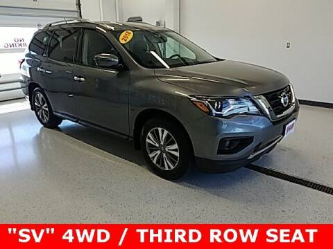 2018 Nissan Pathfinder for sale at Sharp Automotive in Watertown SD