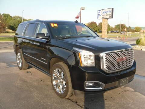 2015 GMC Yukon for sale at Integrity Auto Center in Paola KS