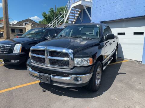 2004 Dodge Ram Pickup 1500 for sale at Ideal Cars in Hamilton OH