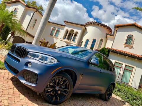2017 BMW X5 for sale at Mirabella Motors in Tampa FL