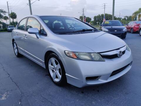 2010 Honda Civic for sale at Celebrity Auto Sales in Port Saint Lucie FL
