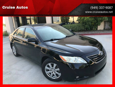 2008 Toyota Camry for sale at Cruise Autos in Corona CA