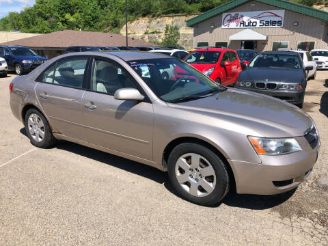 2006 Hyundai Sonata for sale at Gilly's Auto Sales in Rochester MN