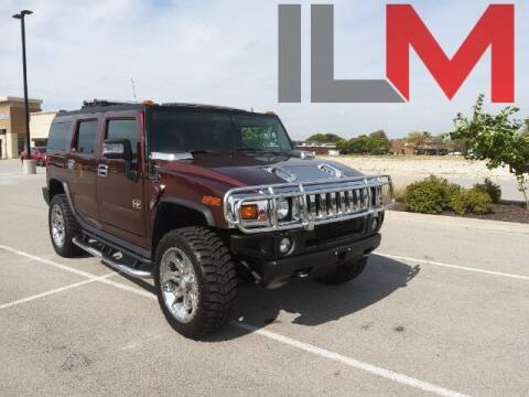 2007 HUMMER H2 for sale at INDY LUXURY MOTORSPORTS in Fishers IN