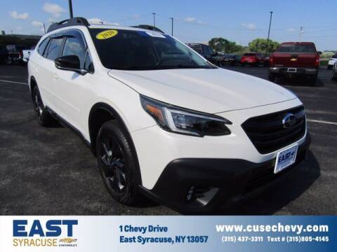 2020 Subaru Outback for sale at East Syracuse Performance Sales & Service in Syracuse NY