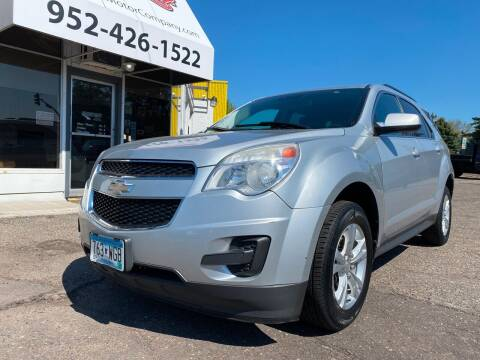 2012 Chevrolet Equinox for sale at Mainstreet Motor Company in Hopkins MN